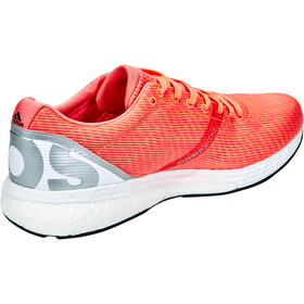 adidas Adizero Boston 8 Scarpe Uomo, signal coral/core black/footwear white
